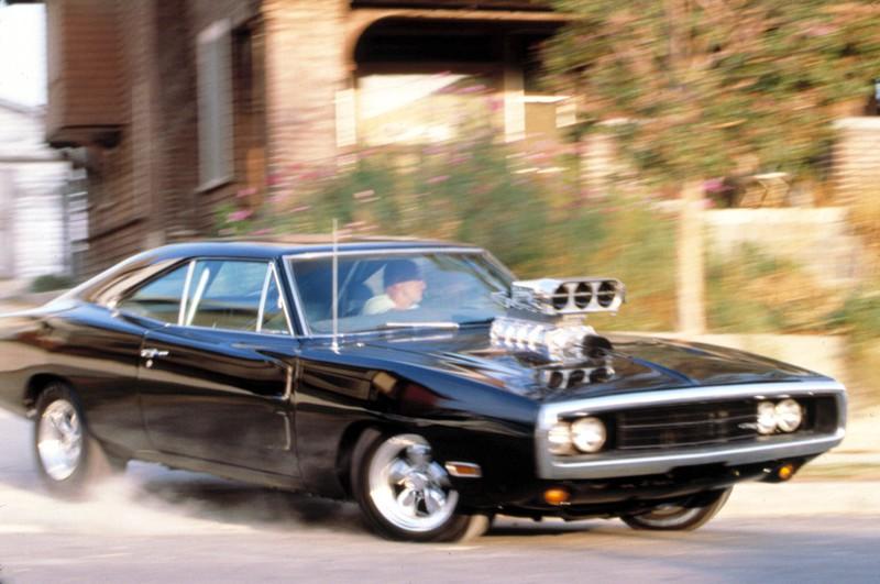 """Ein bekanntes Filmauto aus """"The Fast and the Furious""""."""