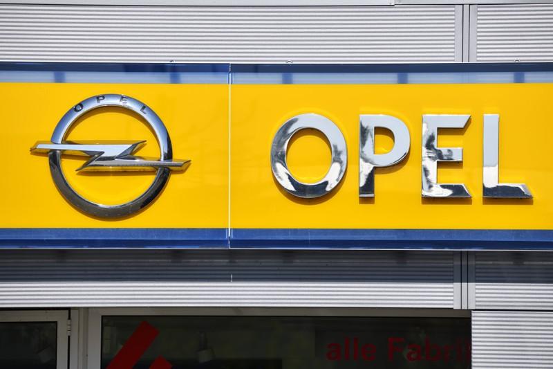 Die Marke Opel ist ein Eigenname.