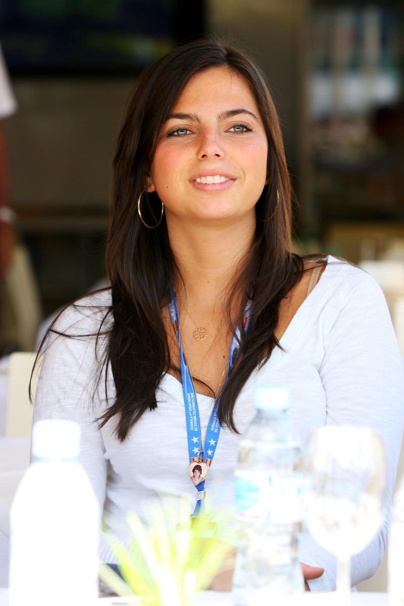 Kelly Piquet ist die Freundin des russischen Formel 1-Fahrers Daniil Kwyat