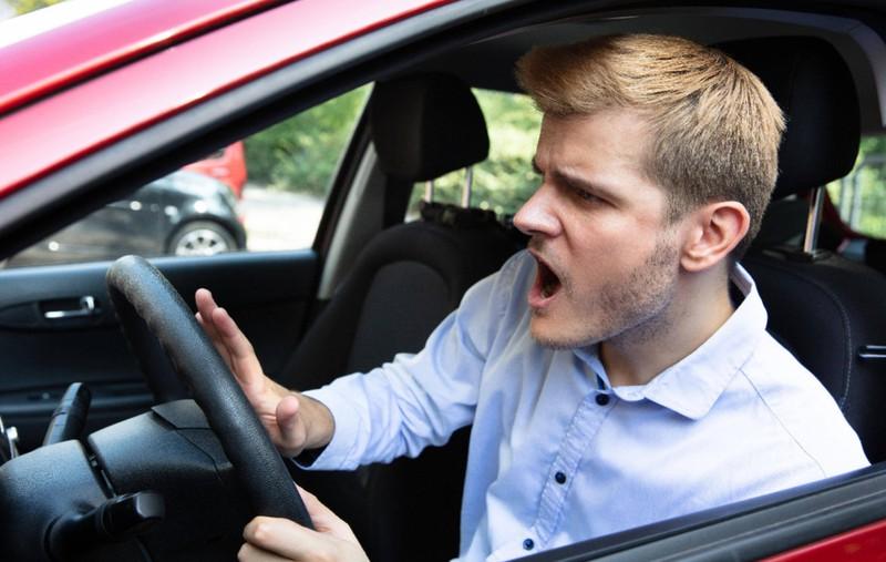 Das sind Autofahrer, die der Meinung sind, alles mit einem Hupen lösen zu können und das jedes Problem damit verschwindet.