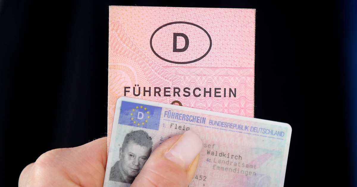 Kommt ein neuer Führerschein?
