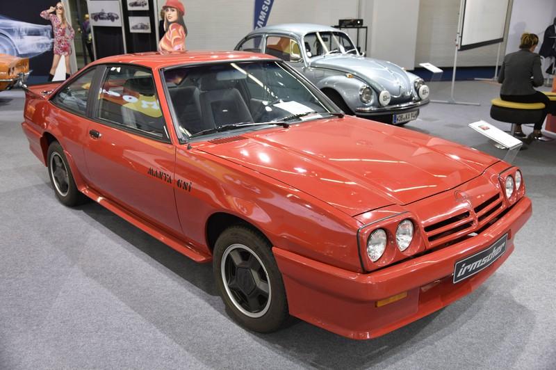 Auch Opel bietet interessante Klassiker