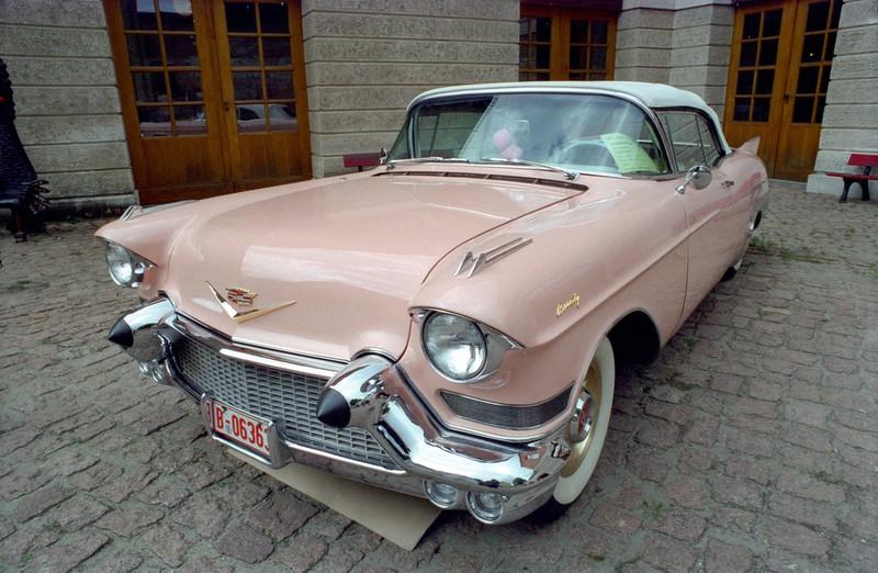 Cadillacs hatten echt etwas an sich