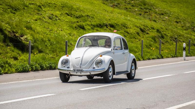 Ein allseits bekanntes Auto, was normalerweise unter einem anderen Namen bekannt ist.