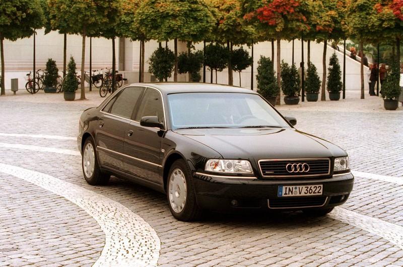 Der Audi A8 ist ein Klassiker, der länge hält
