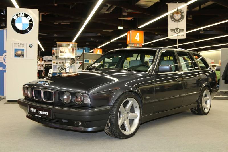 Der BMW 5er E34 ist ein zuverlässiger Dauerbrenner unter den Autoklassikern