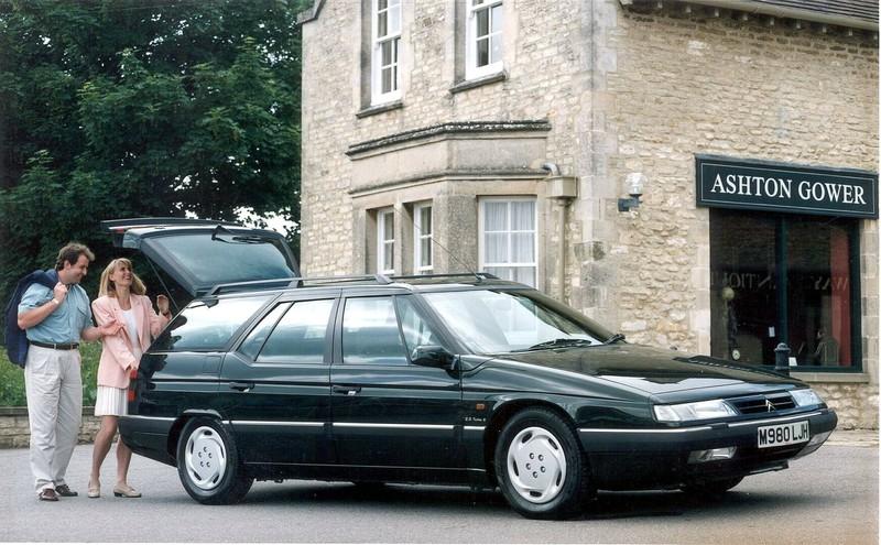 Der Citroen XM ist ein Auto, das lange hält