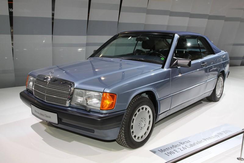Der Mercedes-Benz 190 E hat eine lange Lebensdauer als Auto