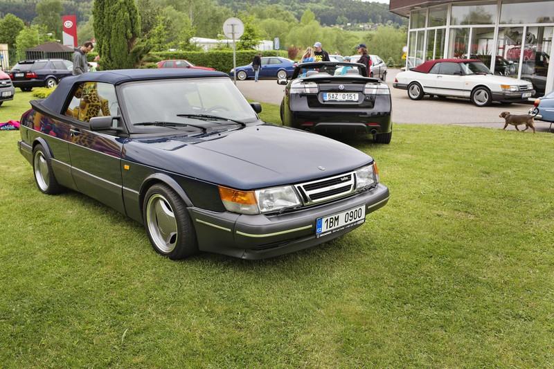Der Saab 900 hat eine lange Lebensdauer
