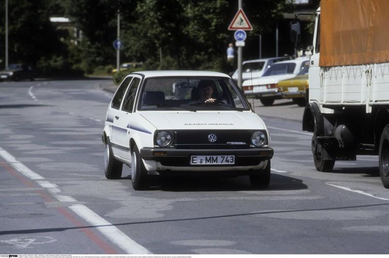 Der VW Golf II hält lange