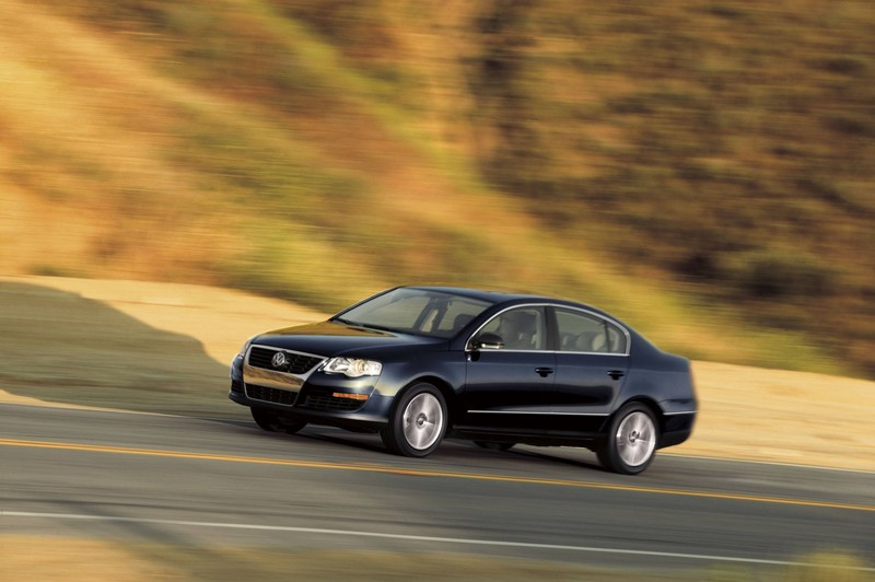 Der VW Passat hat eine lange Lebensdauer als Auto